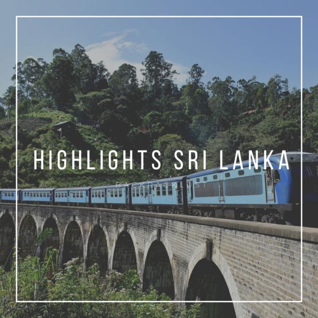 Doen in Sri Lanka: 6 x highlights