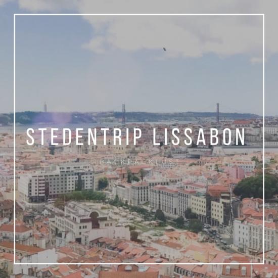 Stedentrip Lissabon: bezienswaardigheden